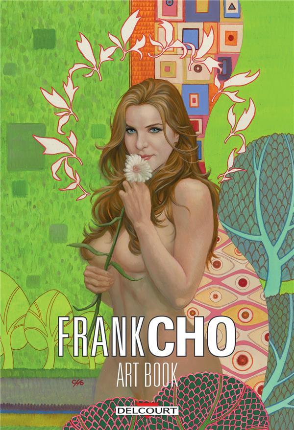 FRANK CHO - ART BOOK