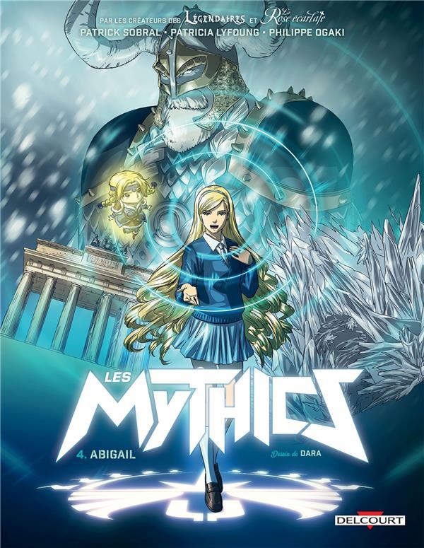 MYTHICS 04. ABIGAIL - T4
