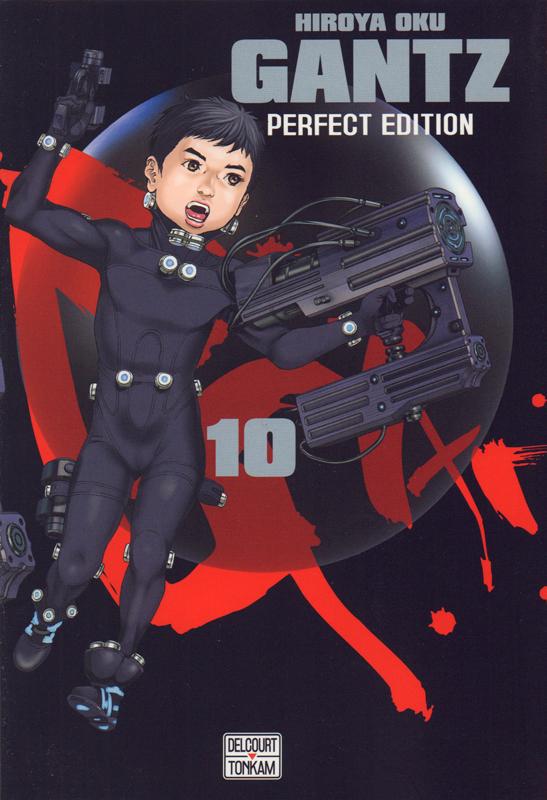 GANTZ PERFECT T10