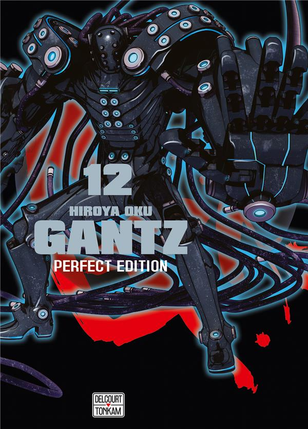 GANTZ PERFECT 12