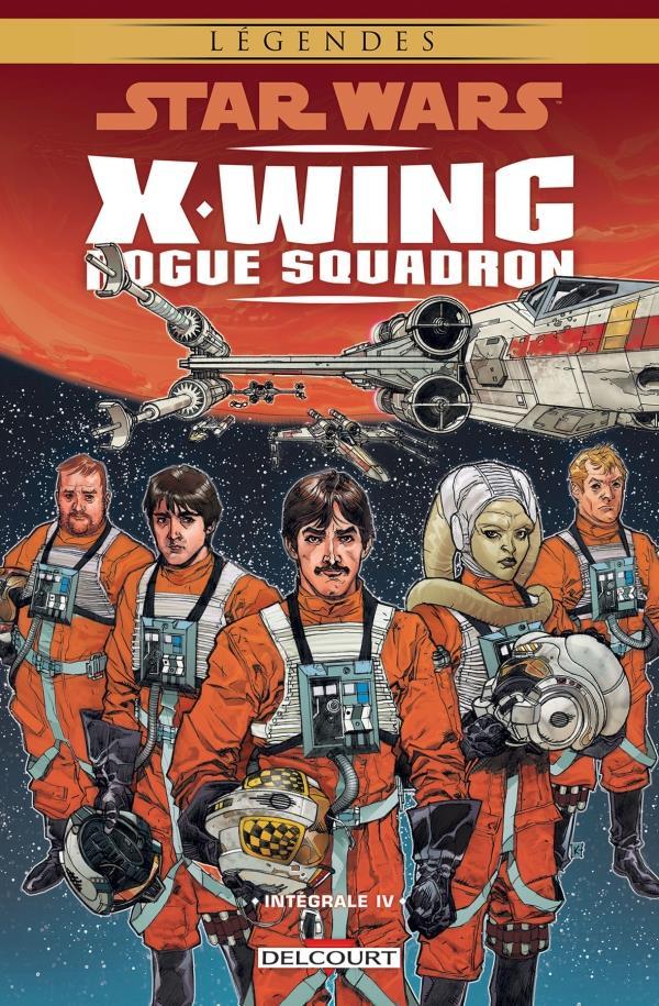 STAR WARS - X-WING ROGUE SQUADRON - INTEGRALE IV