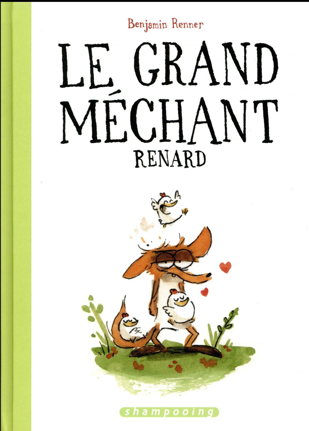 LE GRAND MECHANT RENARD - EDITION SPECIALE 2017
