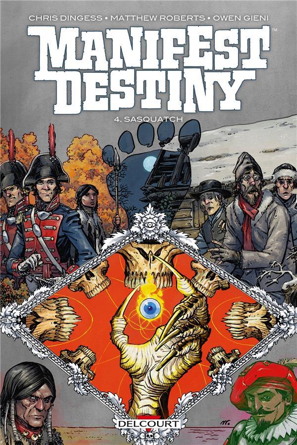 MANIFEST DESTINY 04 - T4