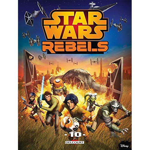 T10 - STAR WARS - REBELS 10