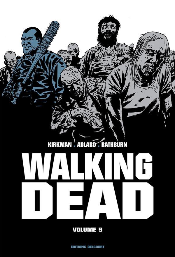"""WALKING DEAD PRESTIGE VOLUME 9 - WALKING DEAD """"PRESTIGE"""" - T9"""
