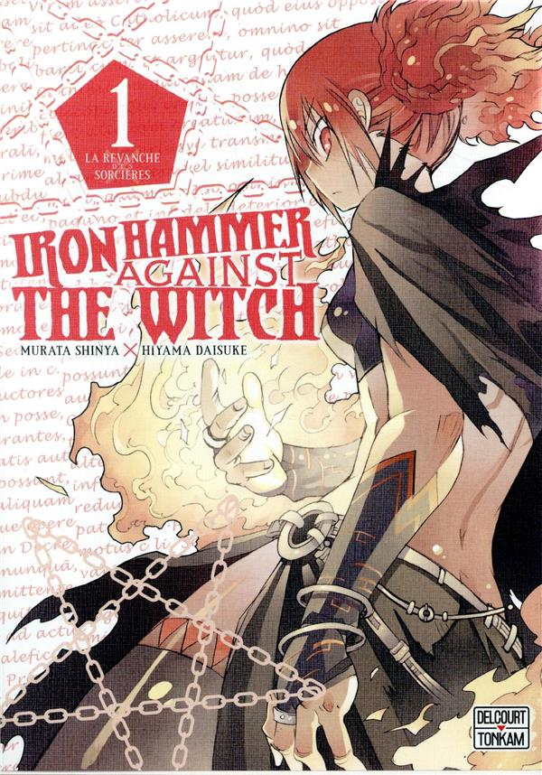 T1 - IRON HAMMER AGAINST THE WITCH 01