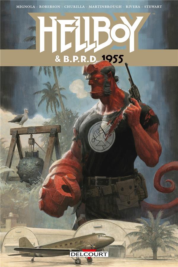 HELLBOY & BPRD 04. 1955 - T4