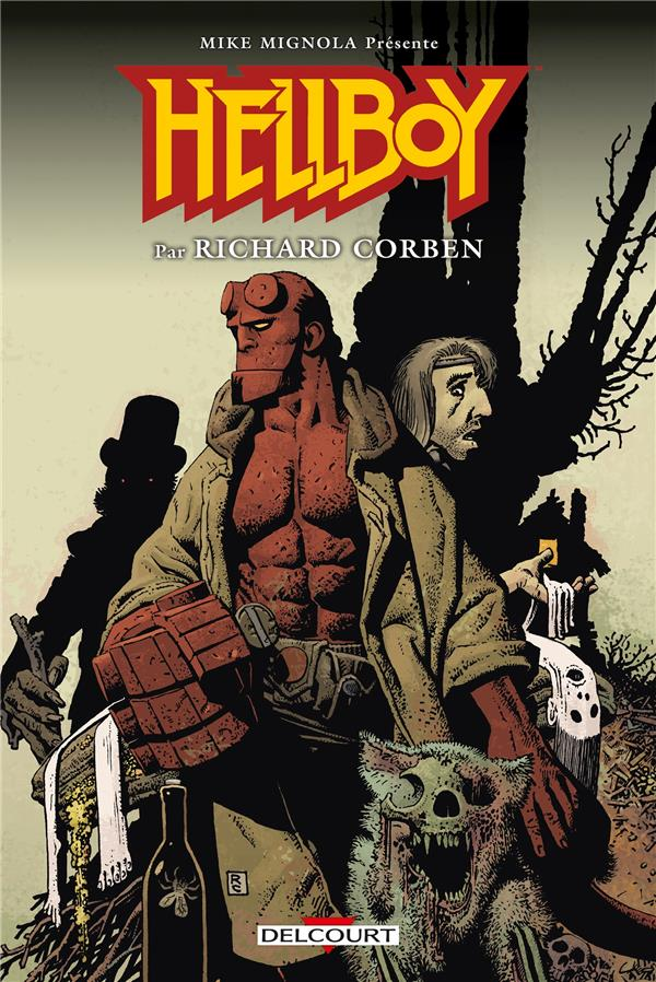 HELLBOY - EDITION SPECIALE RICHARD CORBEN