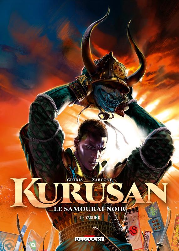 KURU SAN, LE SAMOURAI NOIR - KURUSAN, LE SAMOURAI NOIR T01 - YASUKE