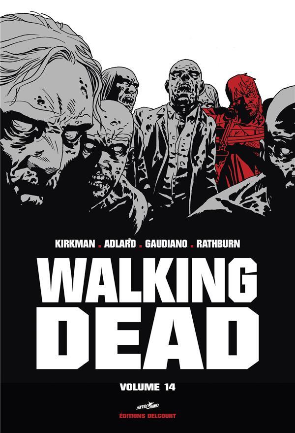 """WALKING DEAD """"PRESTIGE"""" T14"""