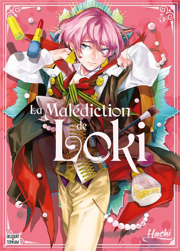 LA MALEDICTION DE LOKI T05
