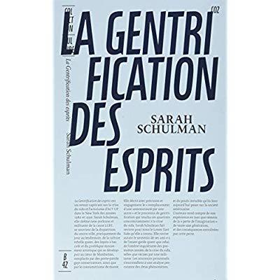 GENTRIFICATION DES ESPRITS (LA)