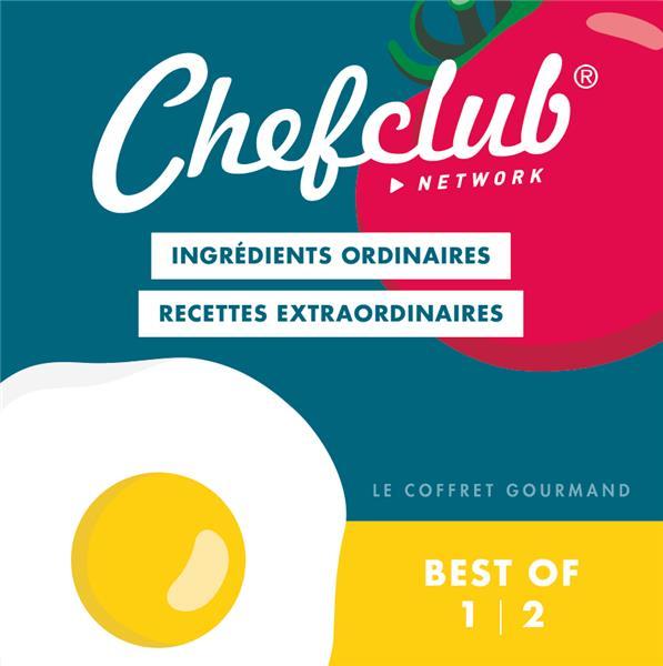 LE COFFRET BEST OF CHEFCLUB - LES 2 BEST OF REUNIS !