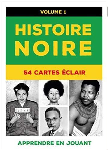 HISTOIRE NOIRE : 54 CARTES ECLAIR (VOL. 1 VERT )