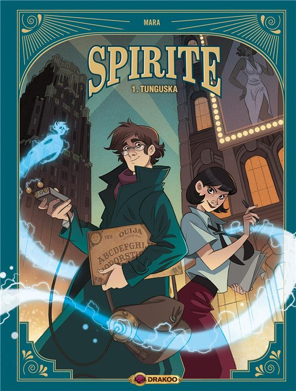 SPIRITE - T01 - SPIRITE - VOLUME 01 - TUNGUSKA
