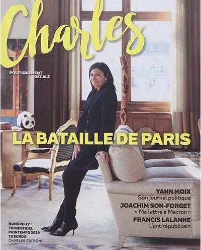 CHARLES N 27 LA BATAILLE DE PARIS