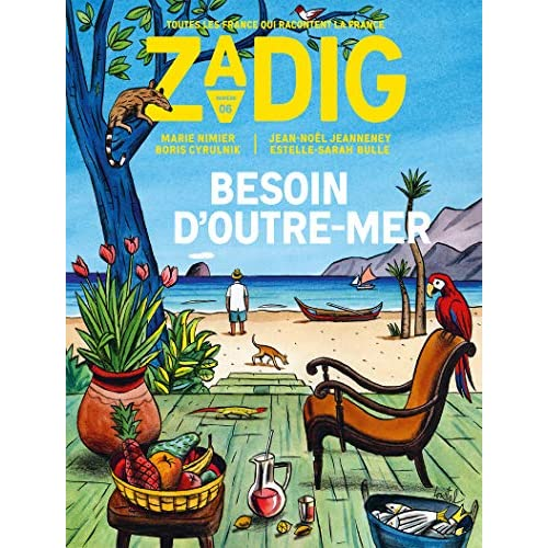 ZADIG - NUMERO 6 BESOIN D'OUTRE-MER