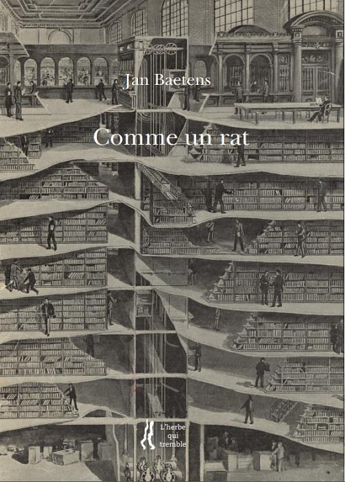 JAN BAETENS : COMME UN RAT