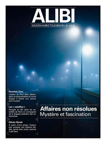ALIBI - TOME 1 - LES AFFAIRES NON RESOLUES