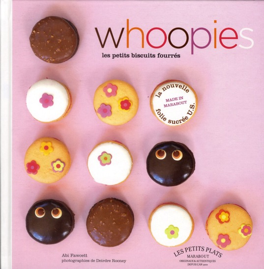 WHOOPIES LES PETITS BISCUITS FOURRES