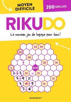 RIKUDO MOYEN - DIFFICILE