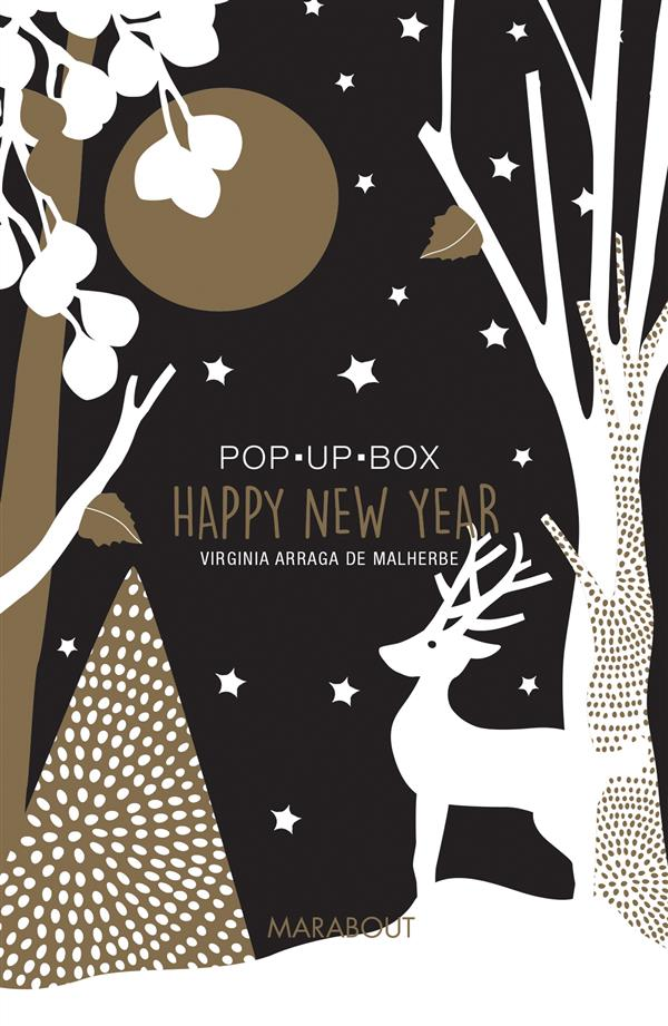 POP UP BOX - HAPPY NEW YEAR