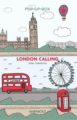POP UP BOX - LONDON CALLING