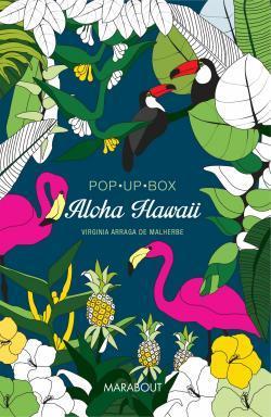POP UP BOX - ALOHA HAWAI