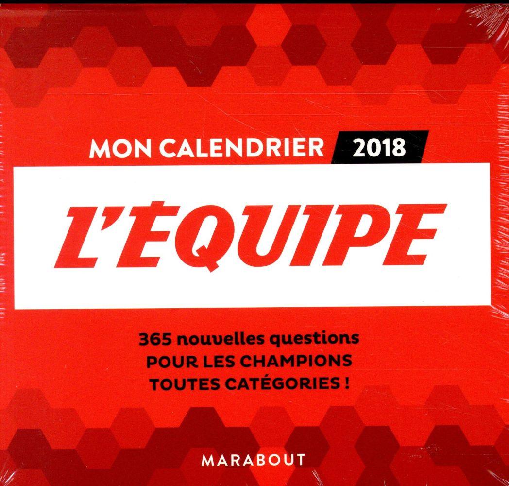EPHEMERIDE - L'EQUIPE 2018