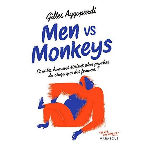 MEN VS MONKEY