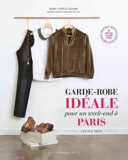 GARDE ROBE IDEALE POUR UN WEEK-END A PARIS