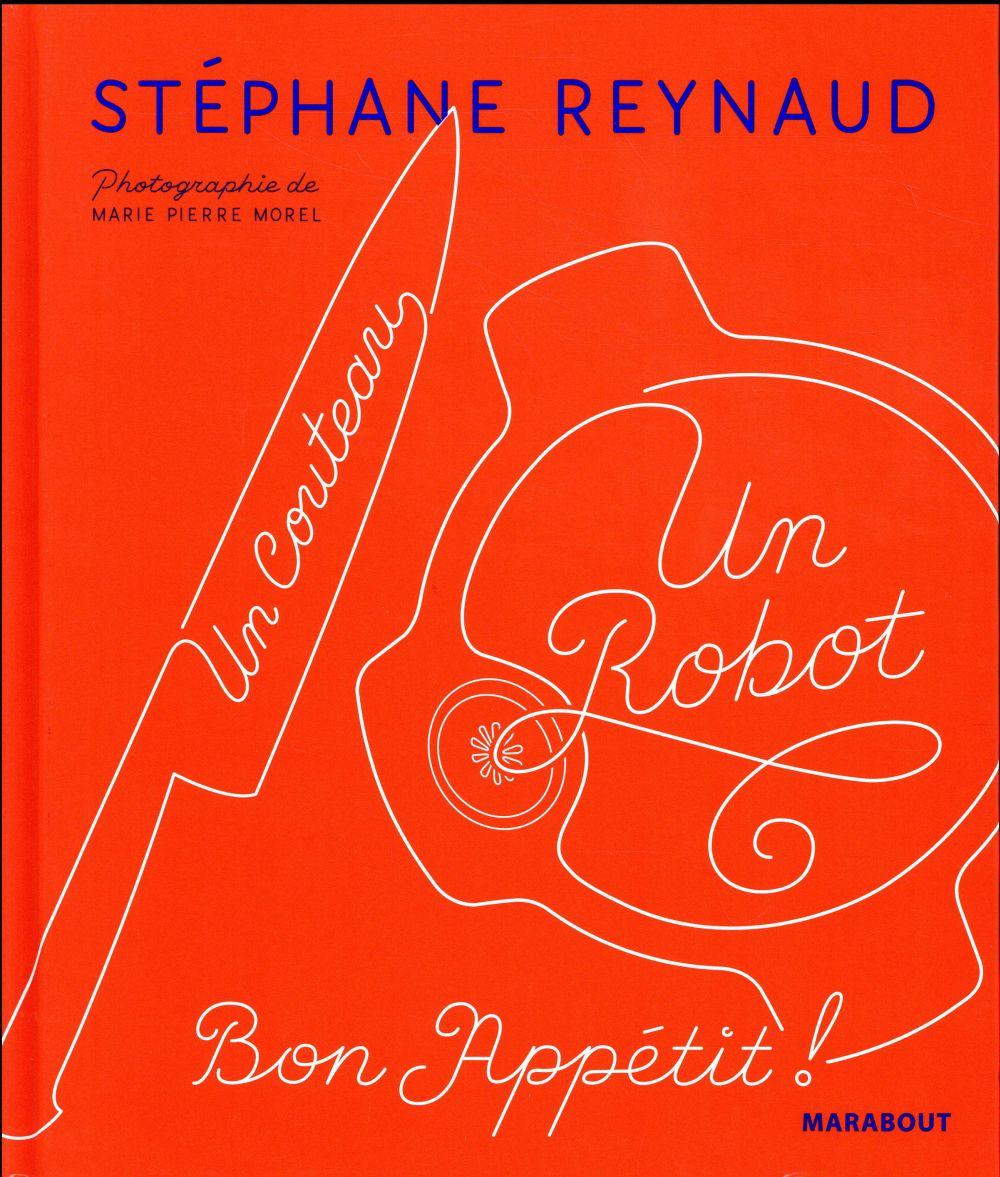 UN COUTEAU, UN ROBOT