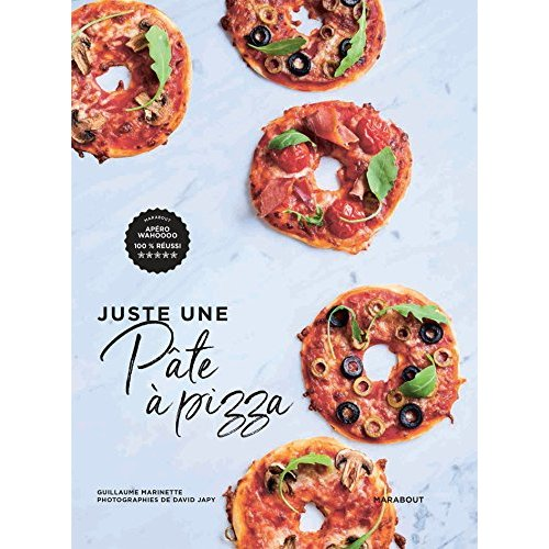 JUSTE UNE PATE A PIZZA