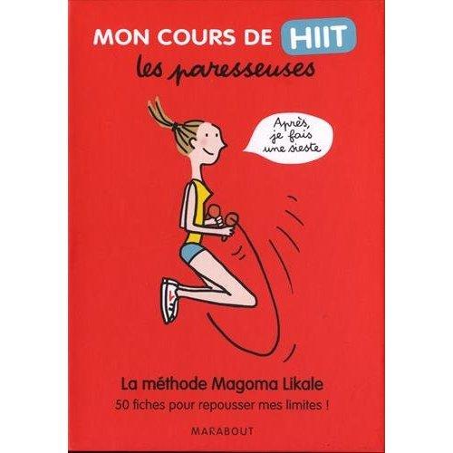 BOITE MON COURS DE HIIT LES PARESSEUSES