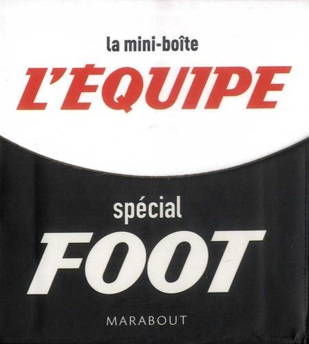 MINI-BOITE L'EQUIPE SPECIAL FOOT - NED