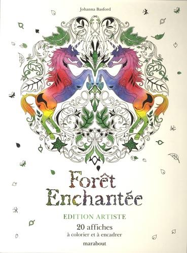 FORET ENCHANTEE - EDITION ARTISTE