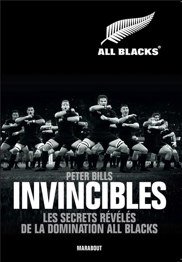 INVINCIBLES - LES SECRETS DE LA DOMINATION ALL BLACKS