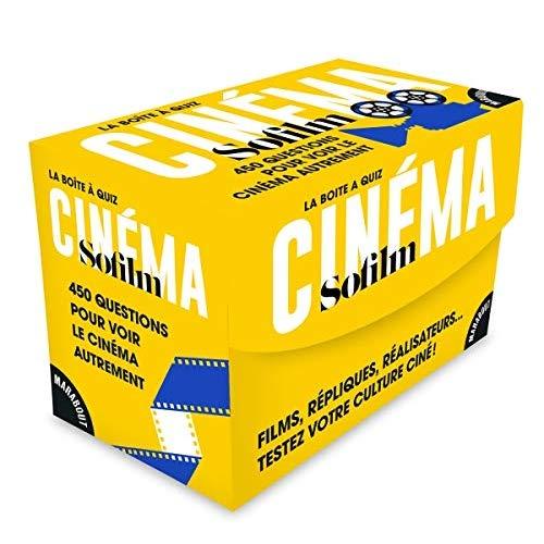 LA BOITE A QUIZ CINEMA - SOFILM
