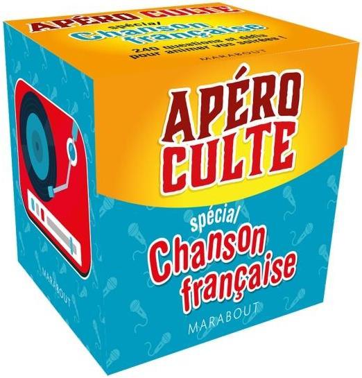 APERO CULTE SPECIAL  CHANSON FRANCAISE