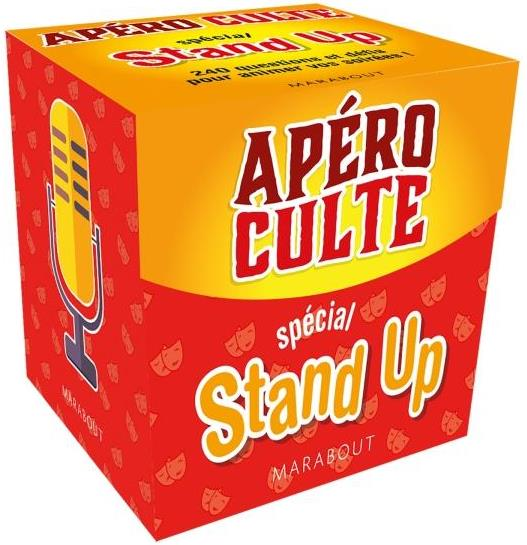 APERO CULTE SPECIAL STAND UP