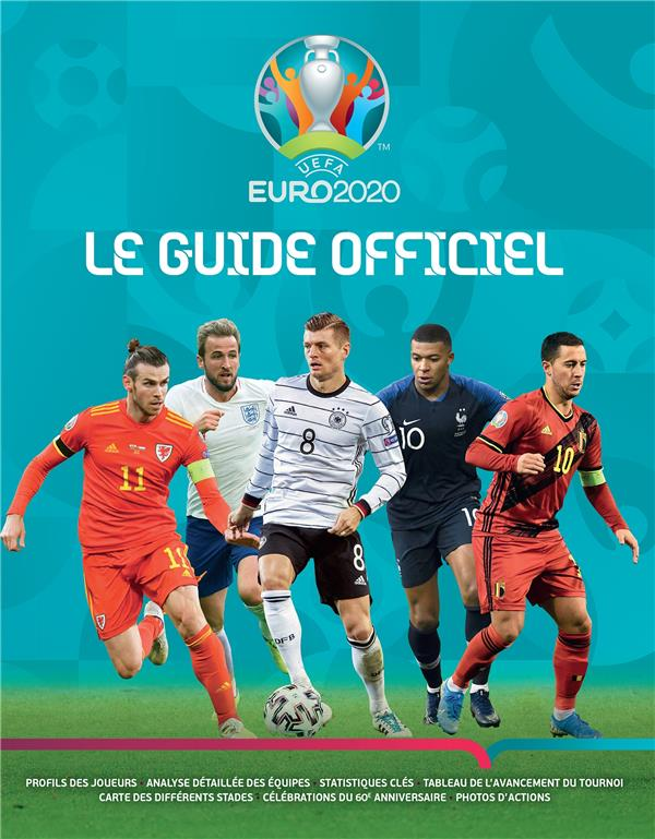 GUIDE OFFICIEL DE L'EURO 2021