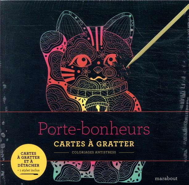 LIVRE A GRATTER : PORTE-BONHEURS