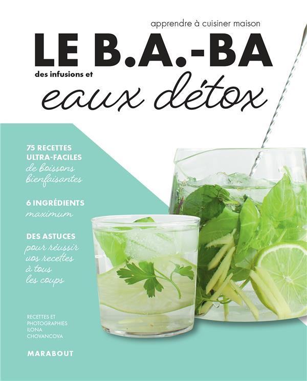 LE B.A.-BA DE LA CUISINE - EAUX DETOX