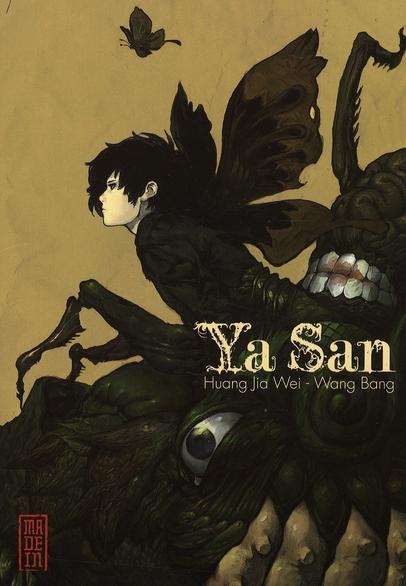YA SAN (ONE SHOT)