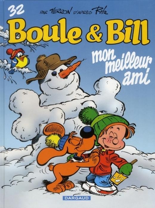 BOULE & BILL T32 MON MEILLEUR AMI