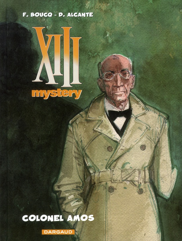 XIII MYSTERY T4 COLONEL AMOS
