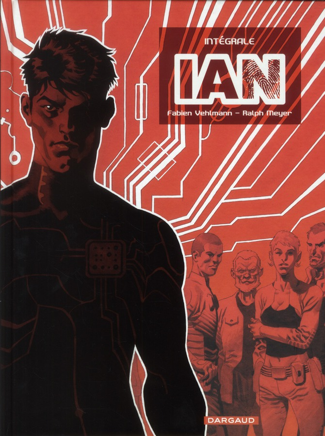 IAN INTEGRALE 1 - IAN (INTEGRALE) - T1