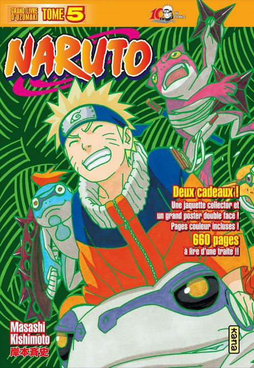 NARUTO VERSION COLLECTOR T5