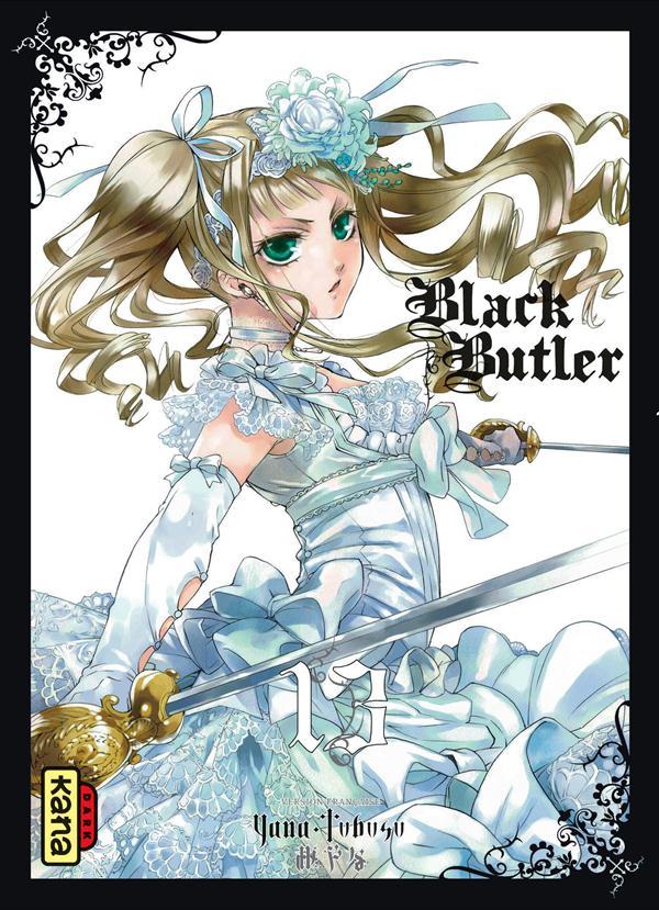 BLACK BUTLER T13