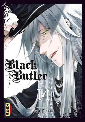 BLACK BUTLER T14